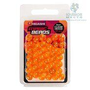 Бусины Higashi MB-8 (set-40pcs) (#Cler Orange)