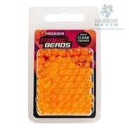 Бусины Higashi MB-6 (set-72pcs) (#Clear Orange)